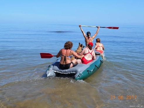 Expedice Slaná voda - nově
