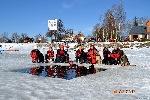 Záchrana z ledu - seminář - Dolní Vltavice