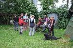 Sutinový trénink v Berlíně