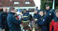 Záchranní psi IZS na Spáleništi